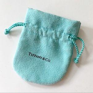 🎉5/20 SALE🎉Tiffany & Co drawstring jewelry pouch